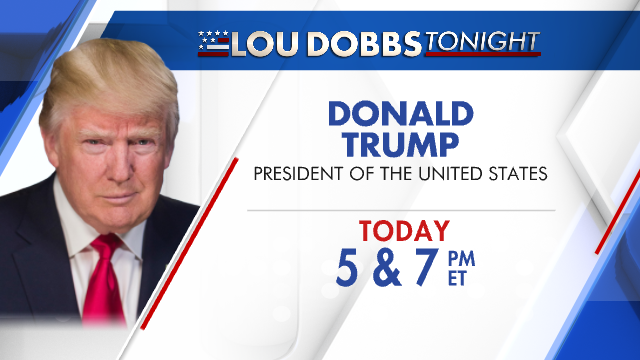 Historic Presidency: @realDonaldTrump joins Lou for an exclusive interview to discuss how he's accomplishing so much despite the relentless efforts from RINOs, Radical Dems & the Deep State trying to overthrow him. 5/7 PM/ET. #MAGA #AmericaFirst #Dobbs