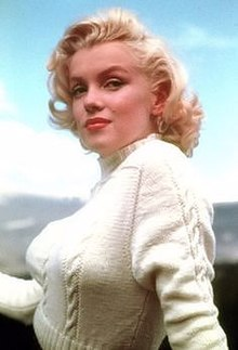 5 Aug 1962: U.S. #actress Marilyn #Monroe is found dead of an apparent drug overdose at the age of 36 in Los Angeles, #California. She was married to Joe #Dimaggio and is rumored to have had an affair with President John F. #Kennedy. #RIP #JFK #movies #ad