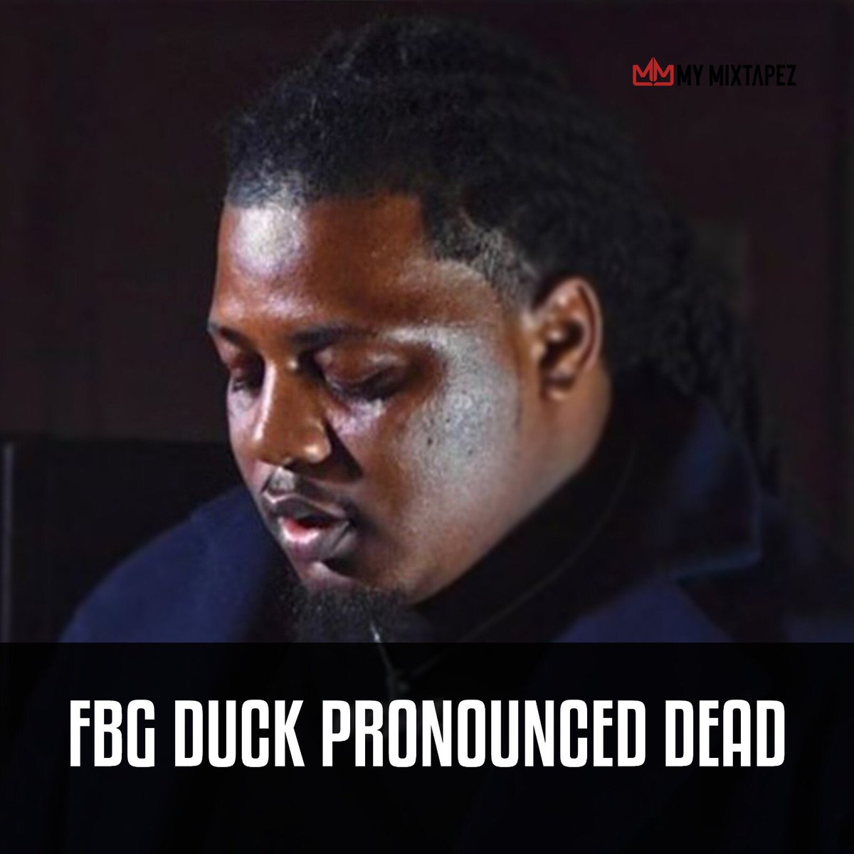 #Chicago rapper #FBGDuck has reportedly passed away. Video footage was captured of the aftermath of the shooting. 2 others were also shot and rushed to the hospital but no details on their condition yet. Sending our condolences to @FBG_DUCK and his family 🙏