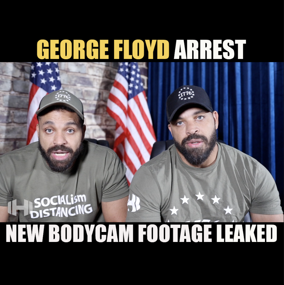 George Floyd Arrest New Body-cam Footage Leaked