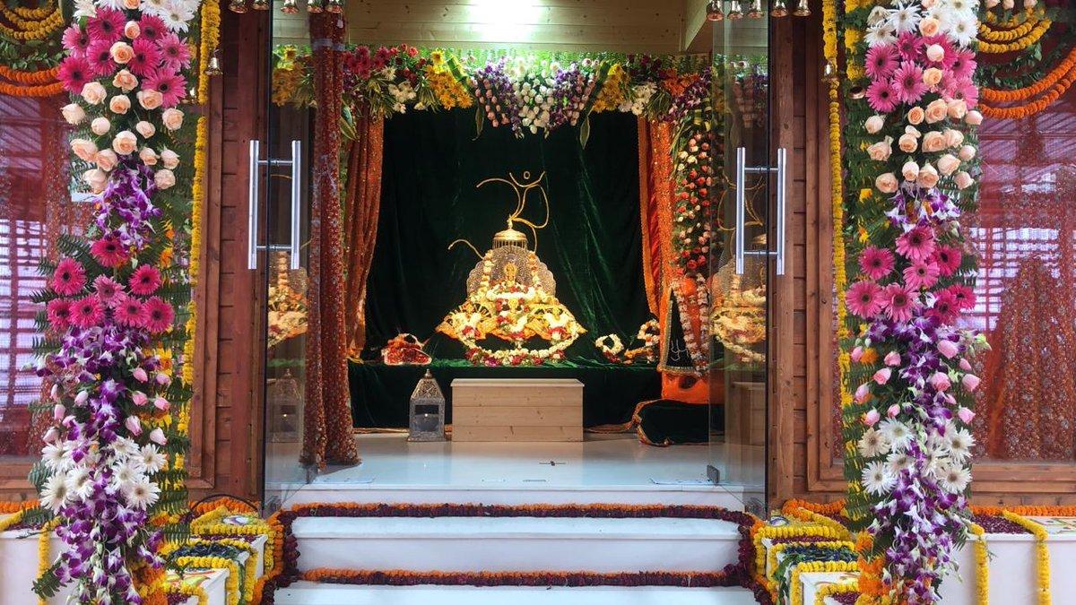 श्री राम जन्मभूमि पर अनुजों सहित विराजमान भगवान श्री रामलला जी के आज प्रातः काल के दिव्य दर्शन #RamMandir #Ram #RamJanmabhoomi #RamTemple   Divya Darshans of Bhagwan Shri Ramlalla Virajman from Shri Ram Janmbhoomi complex #BharatRatnaForAshokSinghal @jagdishshetty @vhsindia
