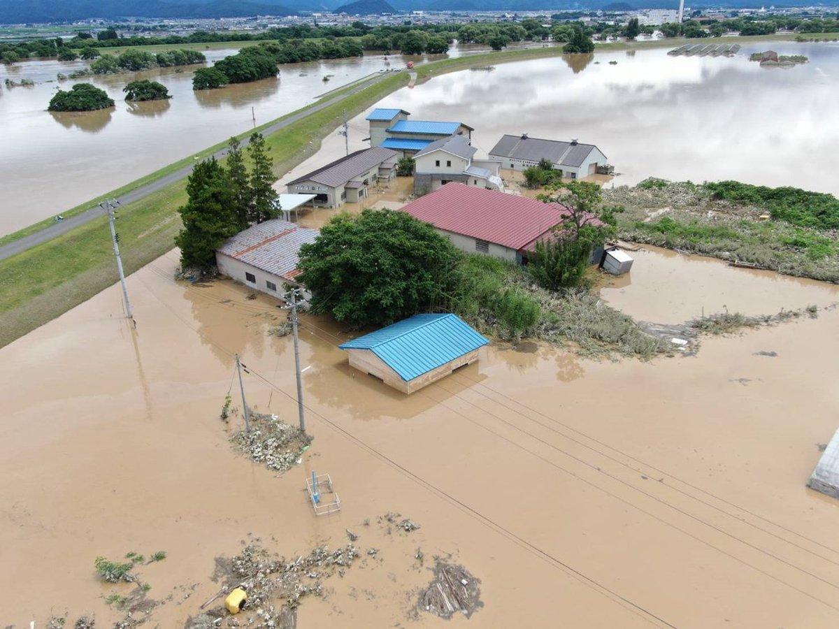 test ツイッターメディア - 【皆様の善意をお寄せ下さい】  県では、先月27日からの大雨で被災された方々への義援金の募集を、本日から開始しました。お寄せいただいた義援金は、市町村を通じて被災された方々にお届けします。状況次第では誰もが被災者になりえます。皆様のご協力をお願いいたします。  https://t.co/lCCzyWHrHJ https://t.co/Rx8vTuD8Vq