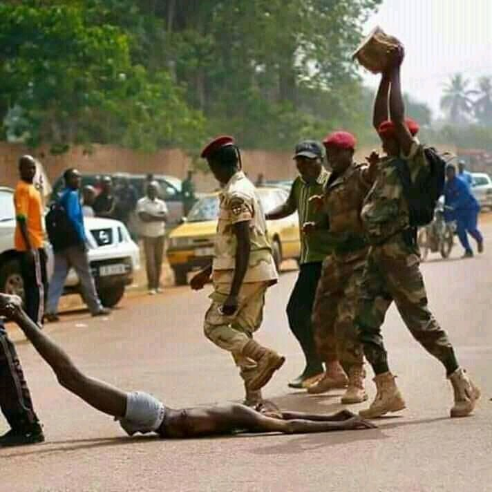 There can never be piece, unit or love when their is no Justice @MaziNnamdiKanu @realDonaldTrump all we ask of is justice and nothing but justice @StateDept @BorisJohnson @USUN #FreeBiafra and save lives #EndNigeriaNow