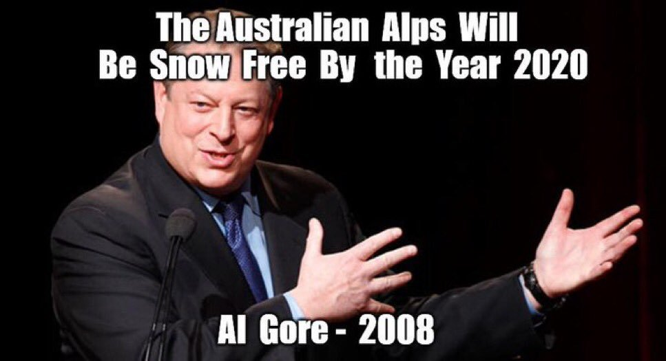 """@ClimatePoet Australian Alps 2020 winter, norway Arctic circle 2020, and fine USA prophet, who has  a mansion by the fast rising ocean, so he can watch fishes swim past his """"closed) windows."""