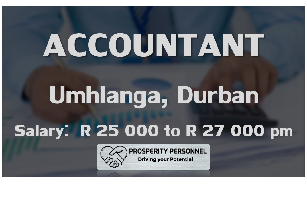 JOB OPPORTUNITY   Opportunity available for an Accountant with a love for accounting practices, interacting with clients and sharing knowledge.    Please click on the link for more information:    #JobSeekersSA #JobAdviceSA #Accounting #Accountant #SAICA