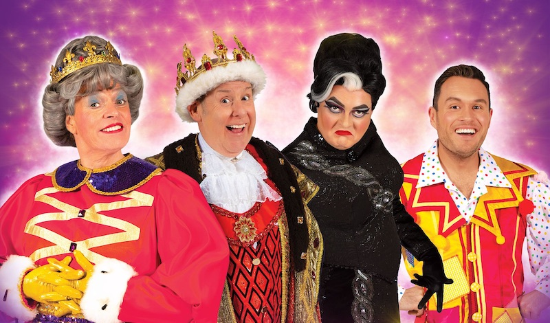 NEWS: @captheatres announce that King's Panto for 2020, Sleeping Beauty, postponed until 2021.