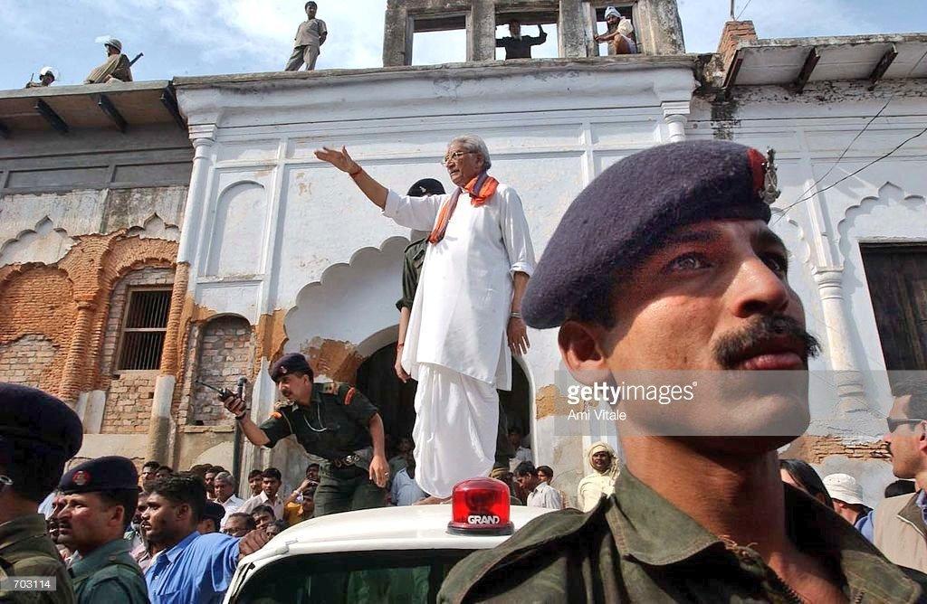@JPNadda Time to remember Shri #BharatRatnaForAshokSinghal for leading #Ramjanmabhoomi movement and asking  Dr @Swamy39 the #Saviour of #RamSetu to lead #RJB movement in Supreme Court