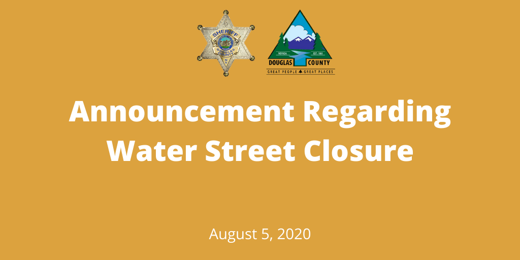 Due to the amount of people interested in the Aug 8 protest, traffic controls are being placed. Aug 6 at 8am, Water Street will be closed to motor vehicle traffic until Mon, Aug 10. Cement walls will be installed to block motor vehicles & allow people to move safely on foot.