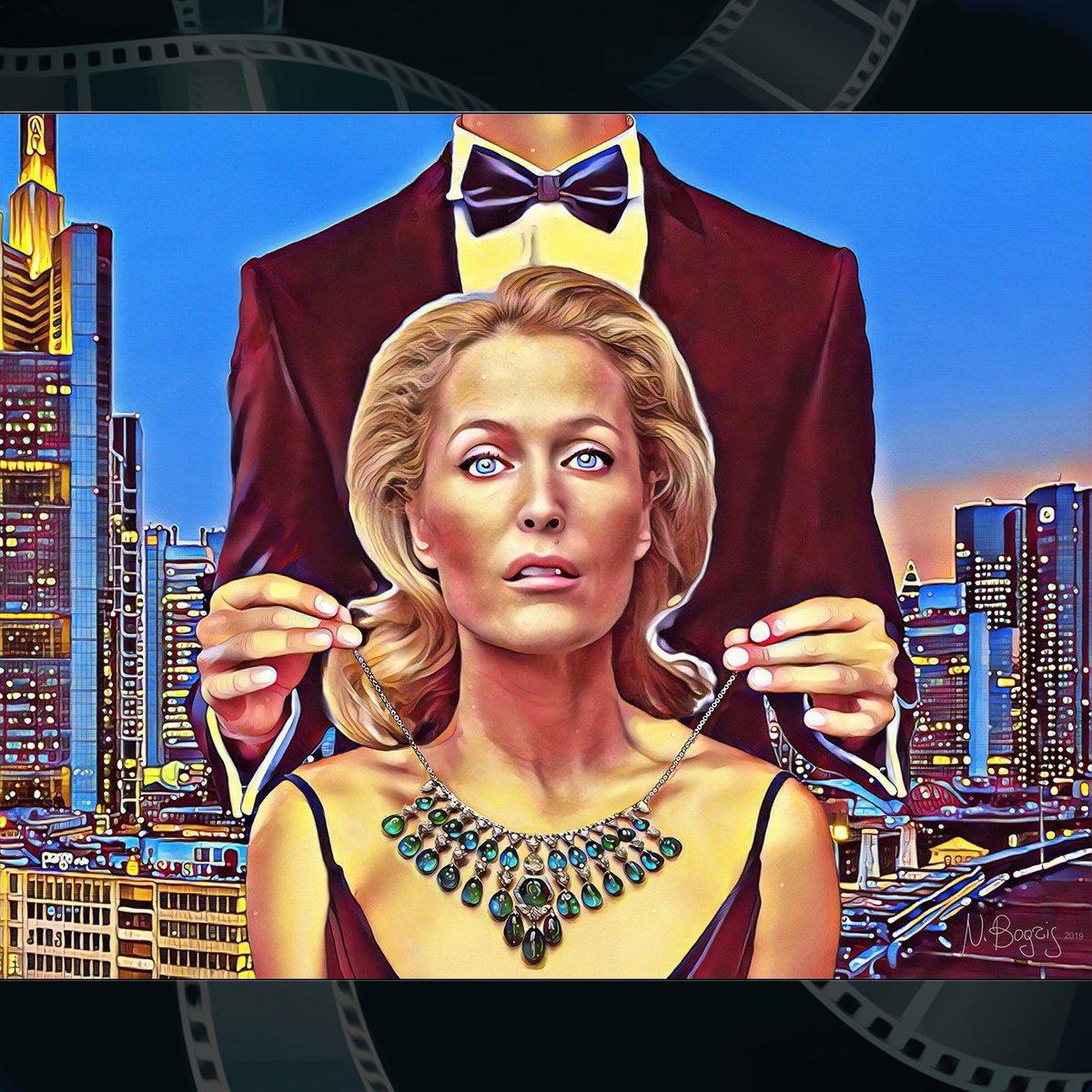 Gillian Anderson (2019)  Portrait, illustration of the wonderful actress. . #Portrait #Illustration #málverk #Lapeinture #ペインティング #maalaus #pittura #tv #gilliananderson   #illustrator #actress #fan #poster #art #artist #Painting #print #Xfiles #그림 #絵 #cinema #portrait