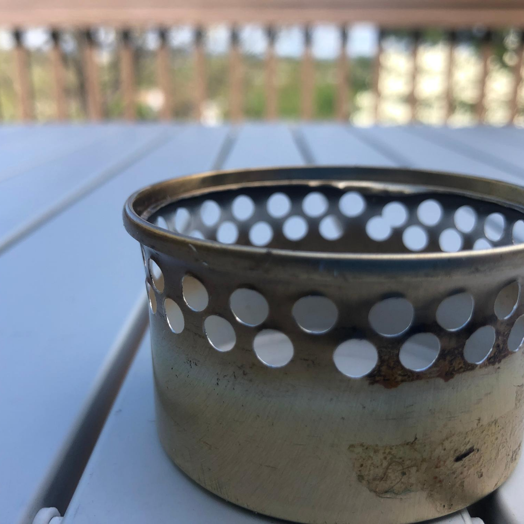 Learn to make this quick camping stove with PLAY Roanoke #playroanoke #roanokeparksandrecreation