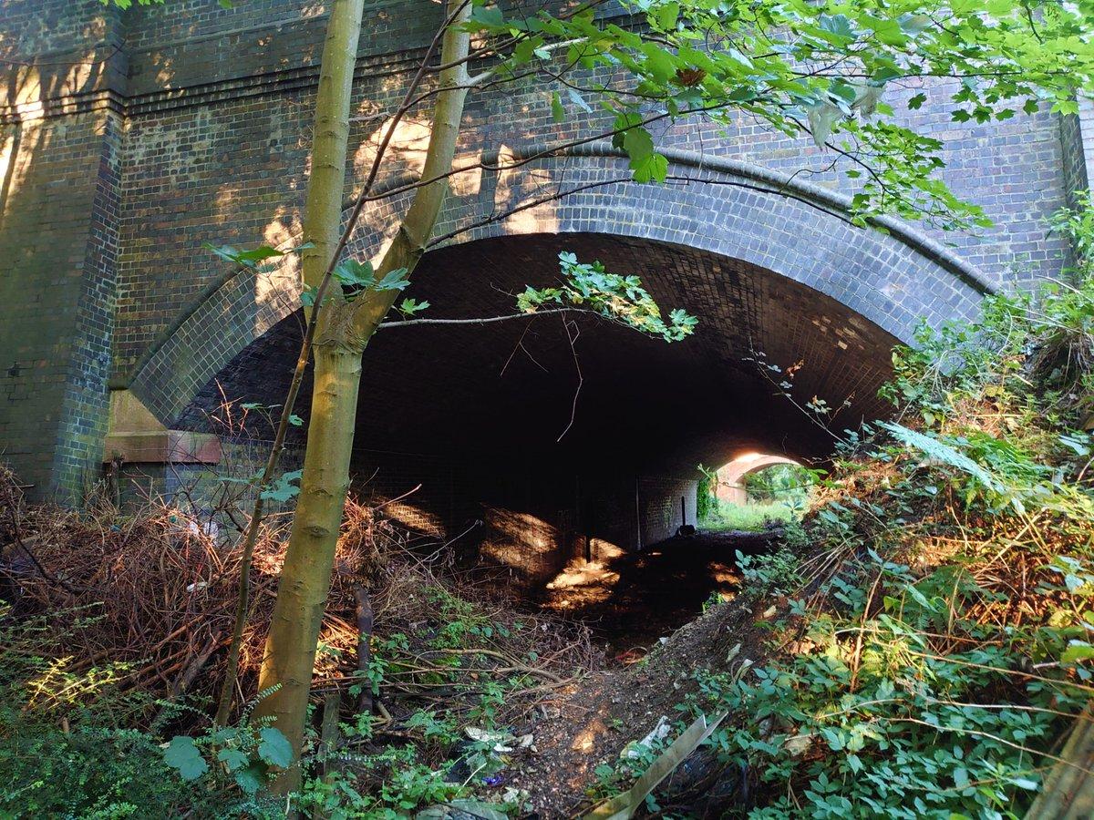 Cromer Tunnel & East Runton Viaduct. Norfolks only Standard Gauge Tunnel. Video coming Friday on my YouTube Channel below:   @DisusedWalking @MattMattmgbgti @pjmiddy @PaulWhitewick @FgottenRelics @RailwayHeritage #cromer #norfolk #tunnel #viaduct #explore