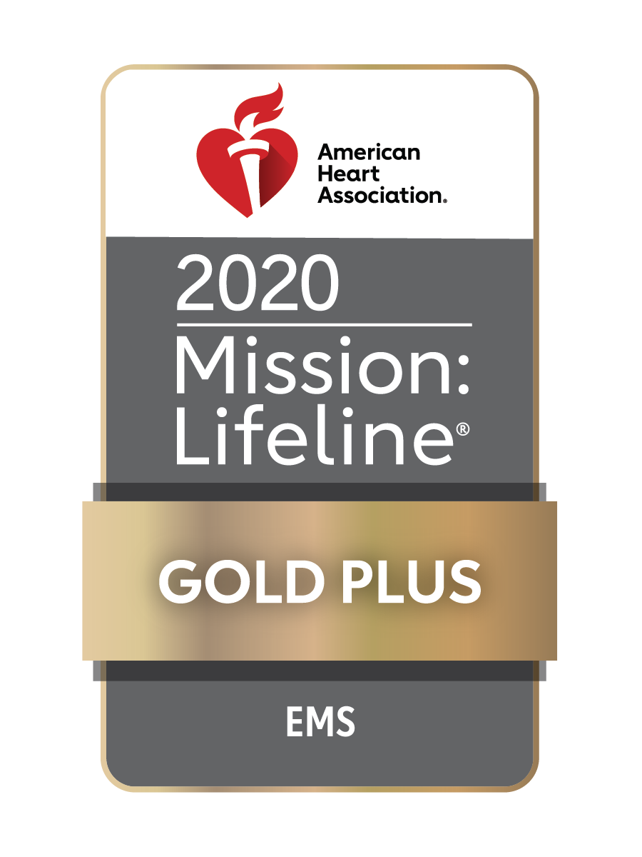 Congratulations to the Midlothian Fire Department for receiving the American Heart Association's Mission: Lifeline EMS Gold Plus Award for the treatment of patients who experience severe heart attacks. To learn more visit