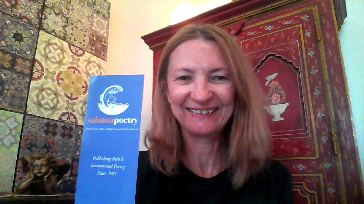 I'm ecstatic and proud to announce that my First Poetry Collection is to be published by Salmon Poetry Press in Spring 2020. Thank you Jessie @salmonpoetry for supporting my work and thank you Mark @hedgehogpoetry for helping me along the path. @hannahbrockbank @LillianHowan