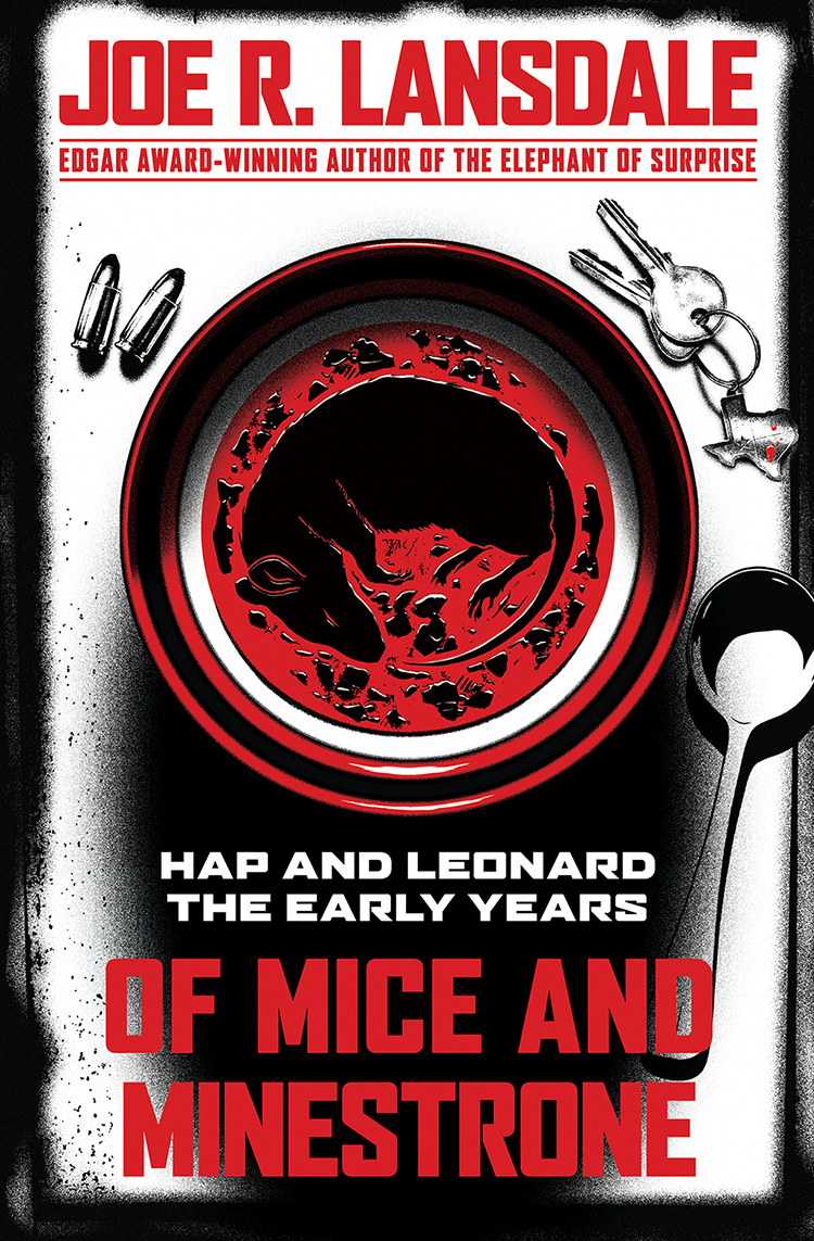 ICYMI: @joelansdale's MICE AND MINESTRONE is #bestof2020 (so far) -   #hapandleonard #ThePaleDoor #ColdinJuly #AllHailthePopcornKing @BookPeople @CrimeReads @EW @KeithLansdale @JoBloVideos @PasteMagazine @keeneTV @SqueeMedia @SqueeProjects