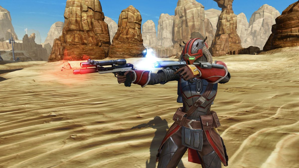 test Twitter Media - A few days ago, we asked you which Blaster suits you best? Between Blaster Rifles and Blaster Pistols, you chose the Blaster Pistols as your favorite! https://t.co/oBj2zqzGlX
