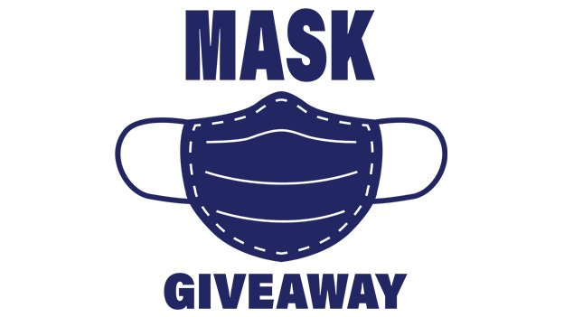 CDA Fire and Police with volunteers encourage residents & businesses who need face masks to visit their drive-thru free mask giveaway, Thurs, Aug 6, 10 AM to 1 PM at Lake City High School, Ramsey Road & Hanley Avenue. 4,000 surgical masks are available. Enter north from Hanley.