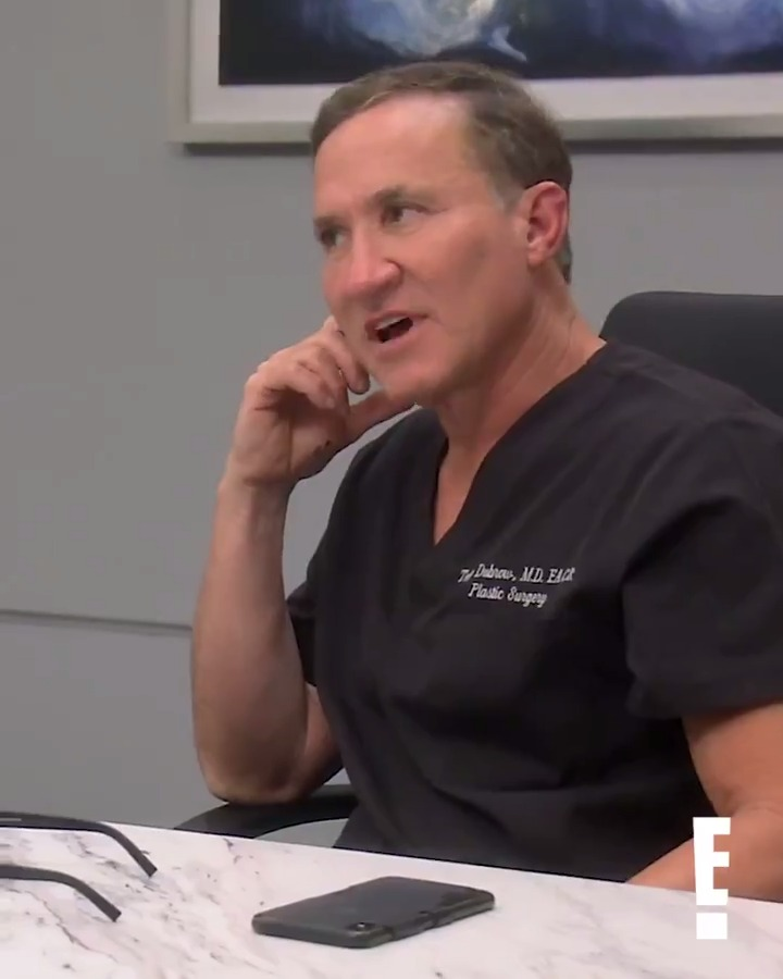 Getting nEAR perfection is what the docs do best #Botched