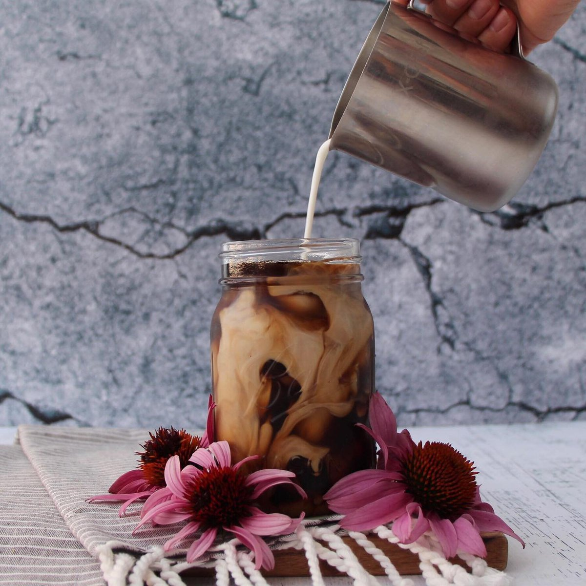Need a little bit of coffee inspiration for the morning commute tomorrow? Check out Foundry 42's delicious and refreshing iced coffee... go on, you deserve it!