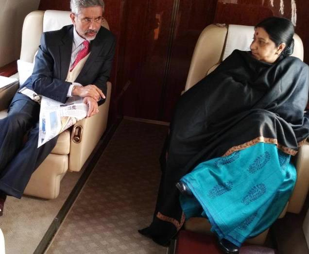 Today, more than ever, remember her fondly.   Always an inspiration.  @SushmaSwaraj