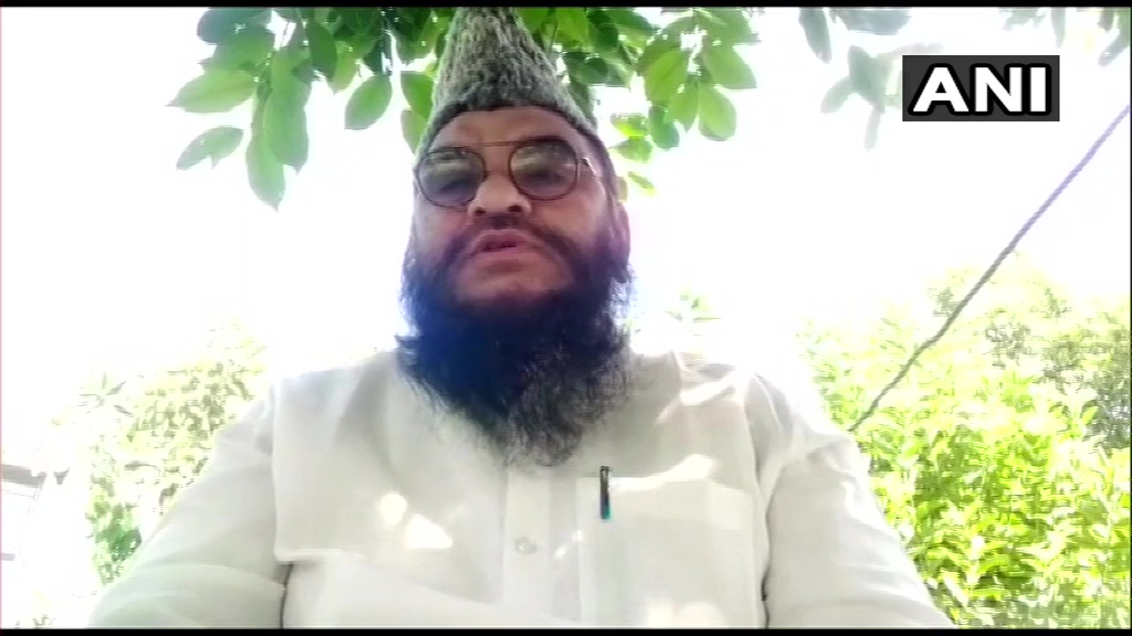 Islam says a mosque will always be a mosque. It can't be broken to build something else. We believe it was, and always will be a mosque. Mosque wasn't built after demolishing temple but now maybe temple will be demolished to build mosque: Sajid Rashidi, Pres, All India Imam Assn