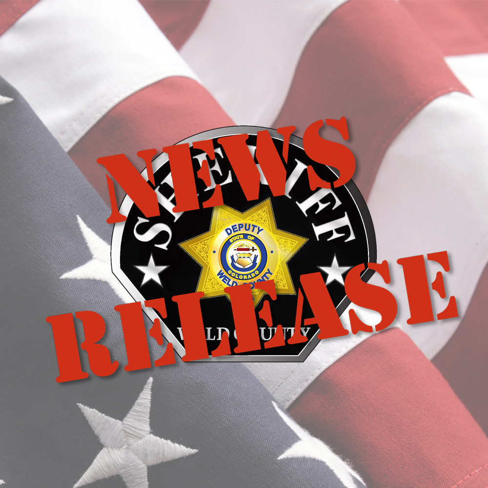 The Weld County Sheriff's Office is seeking information about several people connected to a stolen vehicle investigation. Details in the release.