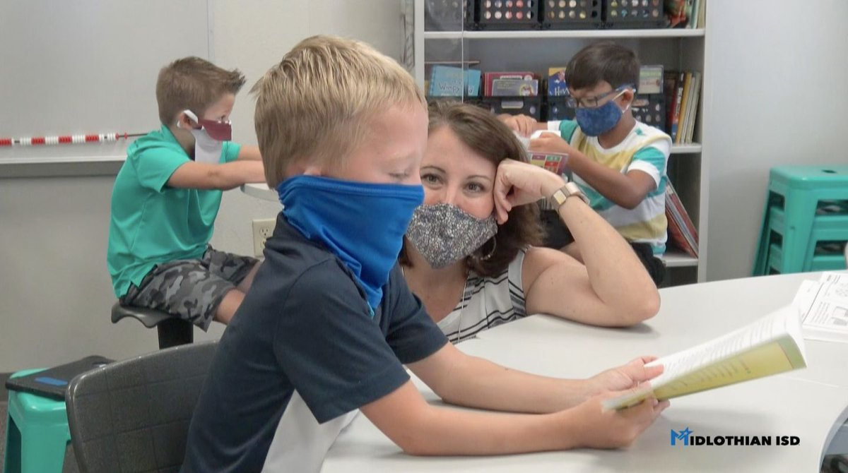 We are excited for this new school year and to see our students again! Here is a look at the day in the life of an elementary Face-to-Face learner. Visit   to watch the video! #MISDProud