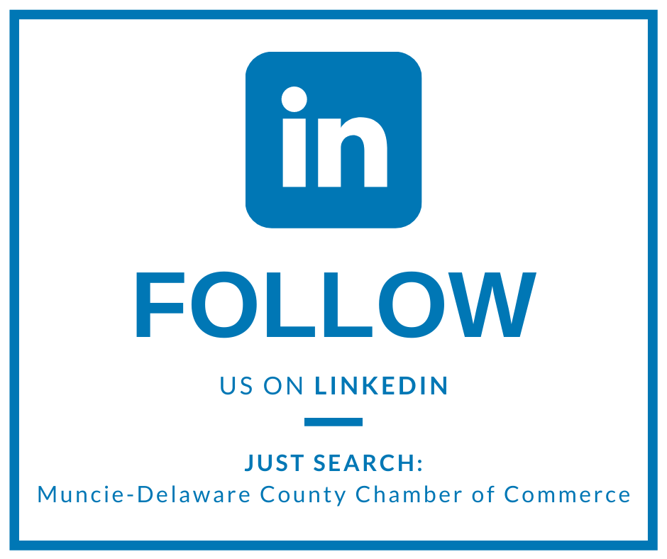 Did you know the Chamber has a LinkedIn page? Follow us for updates!