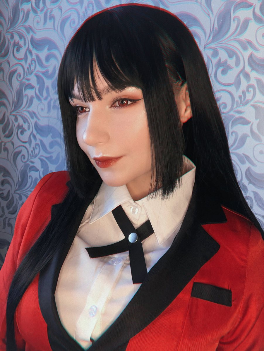 Yumeko wanting to gamble with you!❤️  Yumeko Jabami will be my first Patreon reward of the month!  You can join my little family if you want to see more! ✨  Get my past sets on Gumroad  ✨
