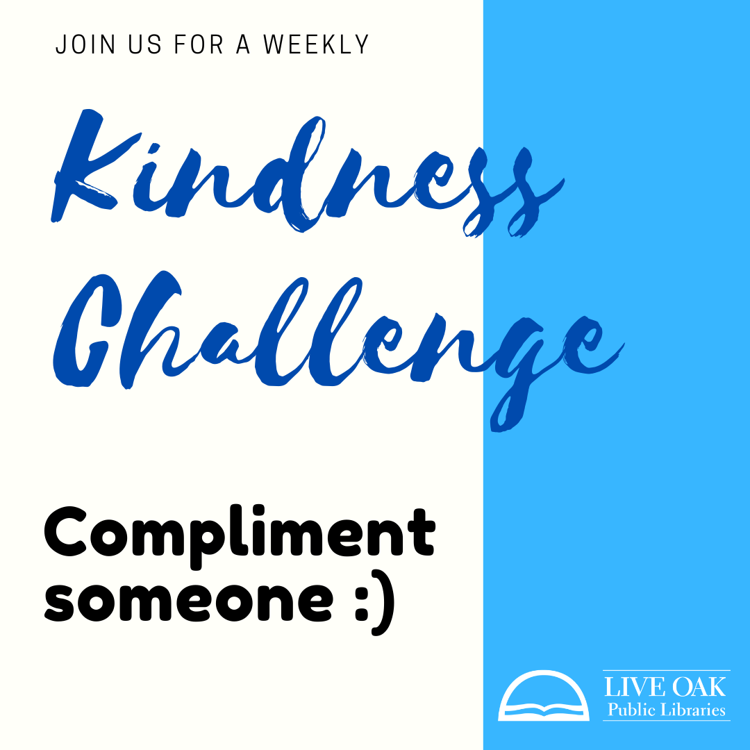 You are fantastic! Spread some awesomeness this week with the #KindnessChallenge and share a kind word :)