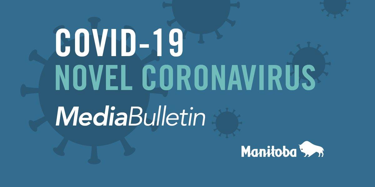 test Twitter Media - RT @MBGovNews: COVID-19 Bulletin #148 https://t.co/Lebtale9QV https://t.co/M1iRdU9tRy