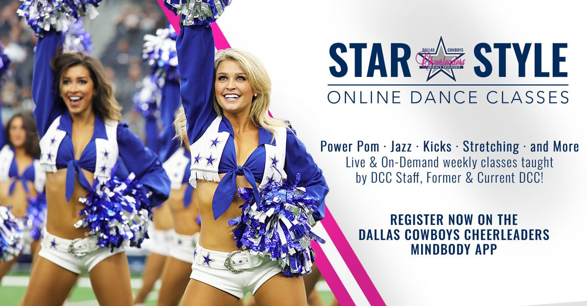 Join us every WED & FRI for our Star Style Online Dance Classes! ✨ Whether you want to continue training or just enjoy the tricks of the trade, join us in Livestream classes, On Demand Videos and DCC Studio classes!   Create your MINDBODY account today →