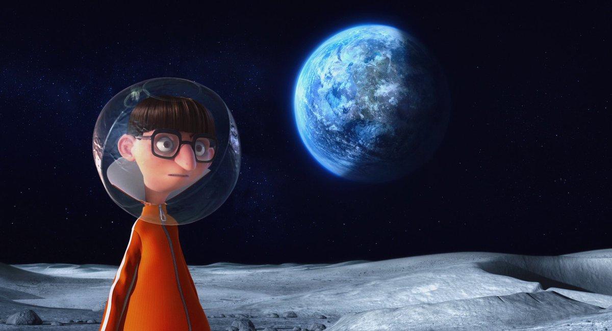 aujourd'hui ça fait 10 ans que Vector est coincé sur la lune