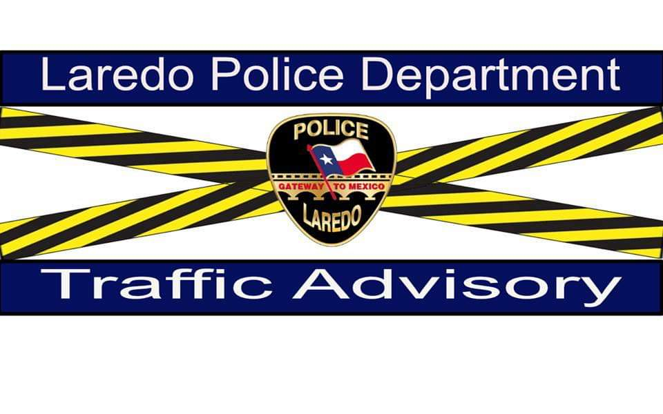 There is an interruption on the Mexican side of the World Trade Bridge. Travel into Mexico is closed at this International Bridge only. Significant traffic congestion because of this on the U.S. side of the World Trade Bridge.  All other Bridges open. Use caution. Expect delays.
