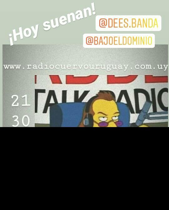 21.30 HS DE URU: TRANSMISIÓN NO AUTORIZADA EN   VISIÓN SOCIO-POLÍTICO-ECONÓMICA ARGENTINA DE LA MANO DE @elpela_ok