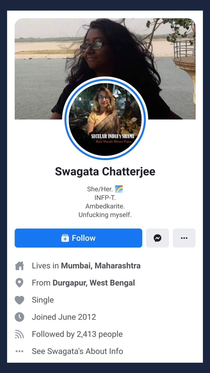 Dear @AnilDeshmukhNCP ji this female wats to pee on Sri Ram mandir, and she is using derogatory language for Hindus and hurting the sentiments of Hindus across the globe Please take strictest action Dhanyawad CC @CMOMaharashtra @CPMumbaiPolice @MumbaiPolice