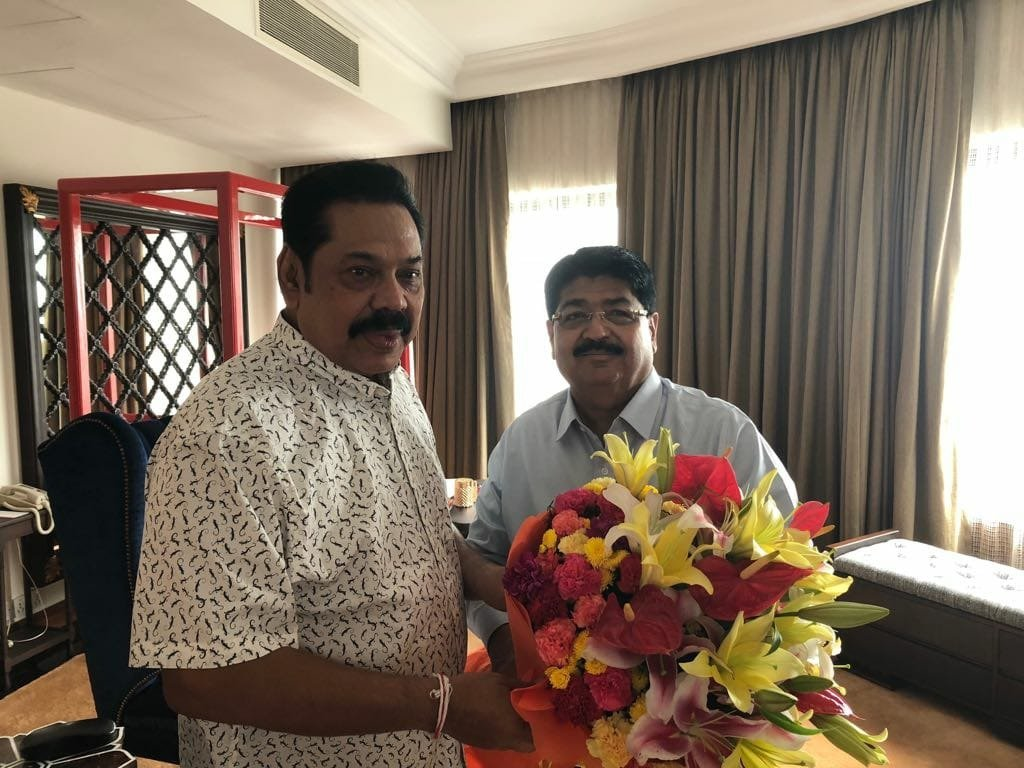 Hearty congratulations to @PresRajapaksa & Sri Lanka's People Party for registering a landslide victory in the #SriLankaElection. I am sure that under your leadership, #SriLanka will further develop & will witness a stronger bond with #India. @Swamy39