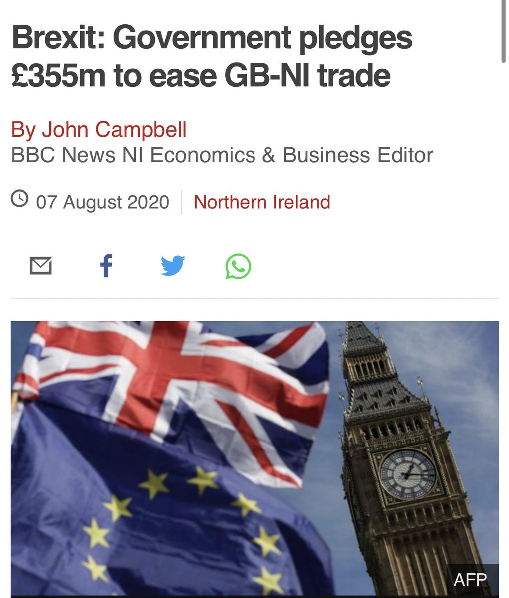 Can't wait to spend all this money we're saving from Brexit on the NHS. #BrexitDividend
