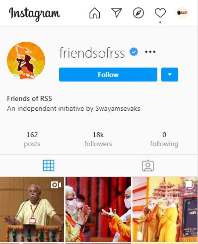 Our Facebook and Instagram accounts are now verified. Follow us for regular updates.