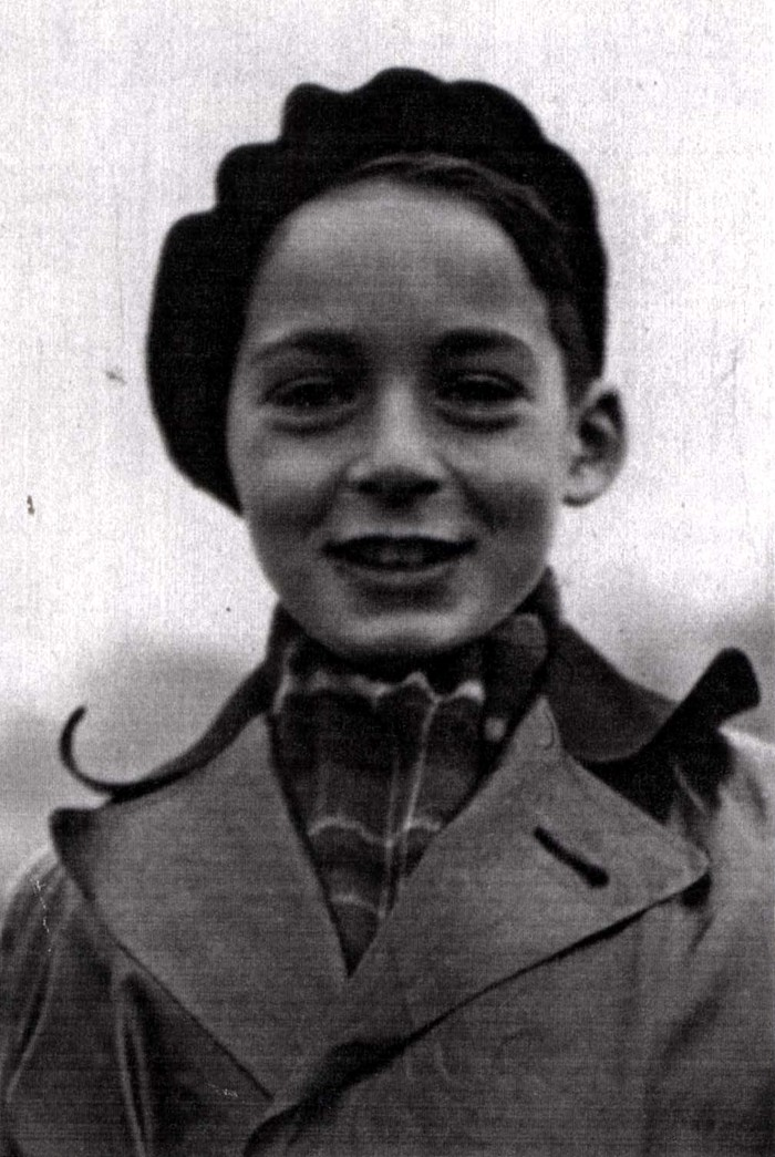 10 August 1929 | German Jewish boy Manfred Klaus Rosenthal was born in Berlin.  In 1943 he was deported to #Auschwitz. He did not survive.