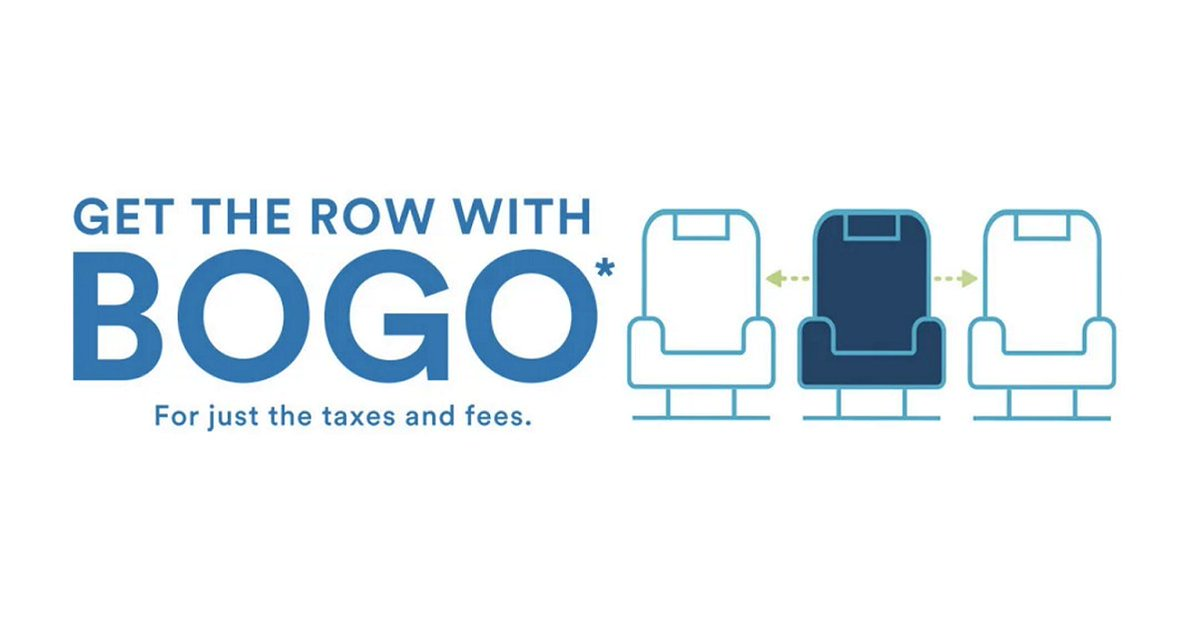 If you're itching to book that next getaway, today's the day to do it. Alaska Airlines is offering BOGO FREE on coach class tickets, but you have to book by tonight!