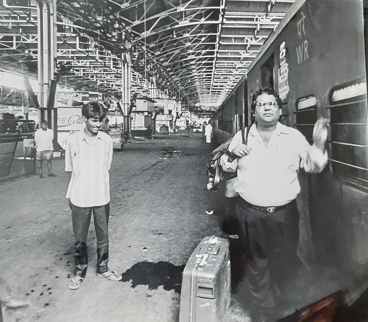 I came to mumbai to become an actor on 9th Aug 1979 by Paschim Express.10th Aug was first morning in Mumbai.Mumbai gave Work,Friends,Wife, Kids,Home, Love,Warmth, Struggle,Success,Failures & Courage to live Happily.Good Morning Mumbai & All who gave me more than I dreamt . Thx🙏