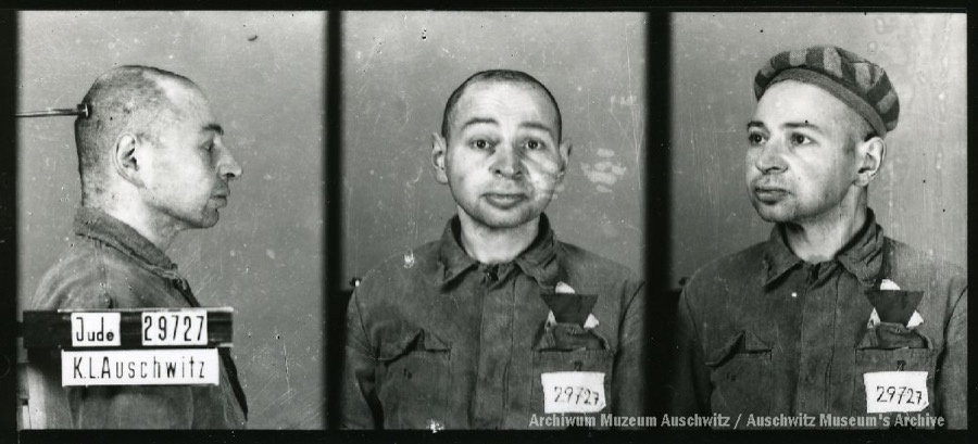 10 August 1904 | Polish Jew Julius Eisenbach was born.  In #Auschwitz from 16 April 1942. No. 29727 He perished in the camp on 10 May 1942.