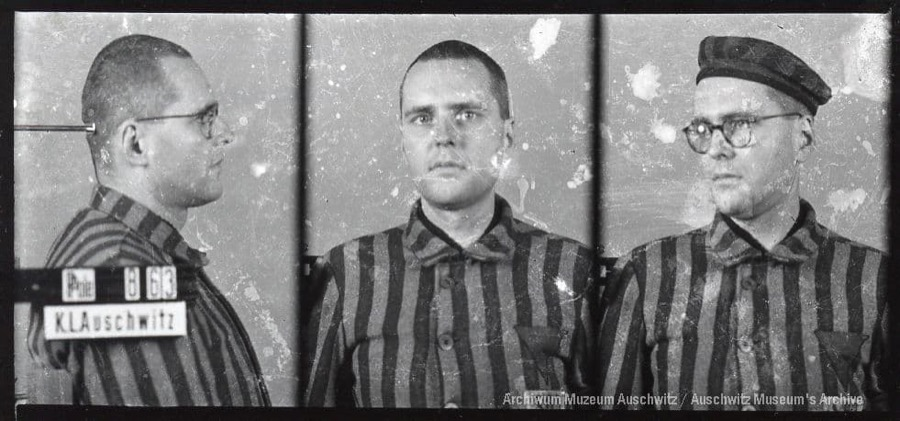 10 August 1910 | Pole, count Władysław Baworowski was born in Germakówka. A landowner.  In #Auschwitz from 20 June 1940. No. 863 Camp translator. He perished in the camp on 1 June 1942.