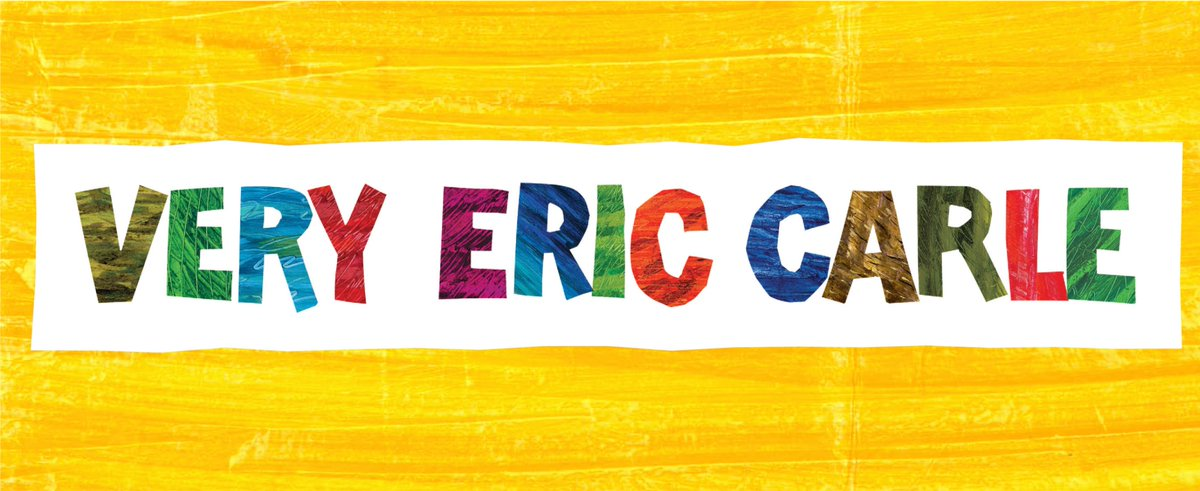 The @IndianaMuseum invites you to step into the pages of your favorite books by Eric Carle. This exhibit continues through September 7. Need a museum membership? You can borrow a pass from a JCPL branch. More details on the exhibit can be found here: