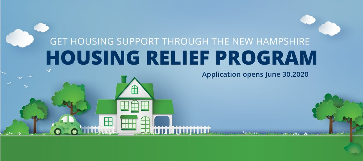 Behind on your mortgage or rent? The state has authorized $35 million from the CARES Act Coronavirus Relief Fund to support those in need of housing assistance as a result of COVID-19. Funds are available through NH's Community Action Programs. Learn more: