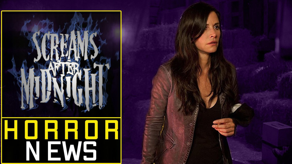 Horror news for the week includes a few new release dates, more on #Scream5 and a slew of trailers including #RentAPal #Blind & #ThePaleDoor    #Horror #HorrorMovies