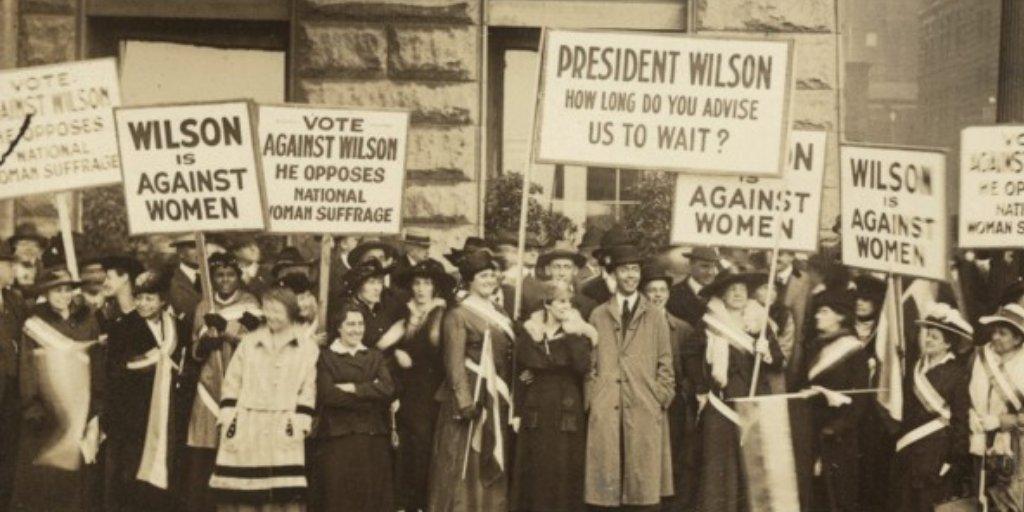 Join us 8/19 at 7 p.m. for a Centennial celebration of the 19th Amendment. Curator Amanda C. Burdan will discuss