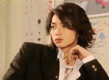 #ごくせん #Tver  が今日までって知ってまた見てたw なんでこんなにカッコいいんだろう めっちゃ好き〜沢田慎くん  #松本潤   この子がこの子になるwパルプンテ♡