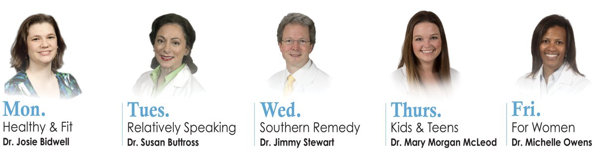 SOUTHERN REMEDY is MPB's flagship wellness program dedicated to keeping Mississippians healthy. It consists of a weekday call-in radio show where UMMC physicians offer free health advice to callers and listeners. Tune in to MPB Think Radio, weekdays at 11 a.m. to listen.
