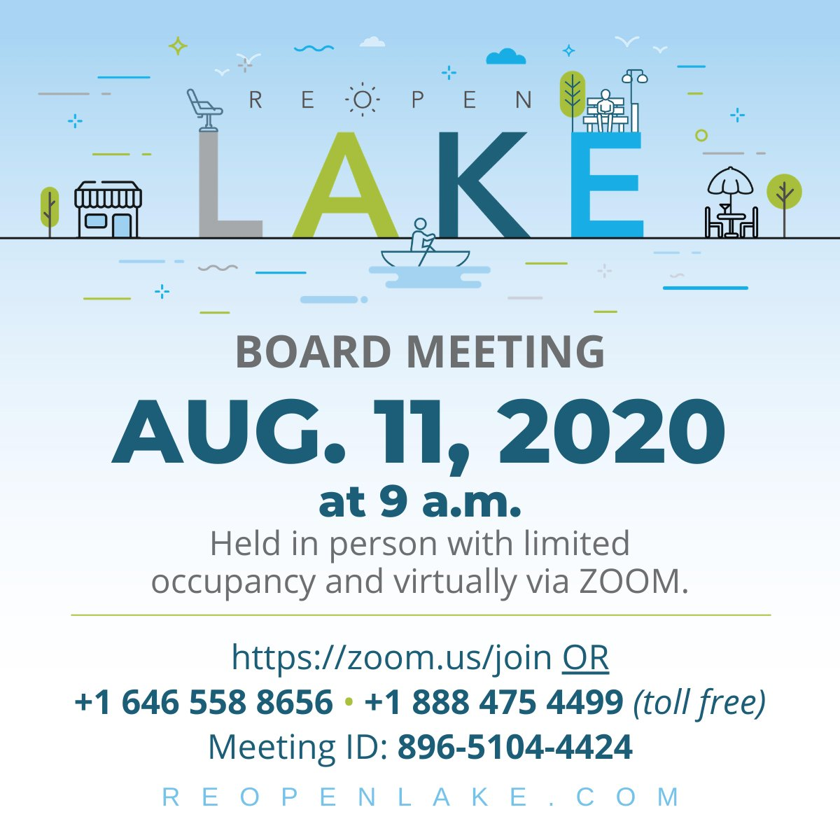 Tomorrow's Lake County Board of County Commission meeting will be held virtually as well as in person with very limited seating. To view the livestream, visit . To comment virtually during the meeting, connect via Zoom with the instructions below.